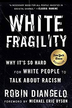 white fragility book cover robin diangelo