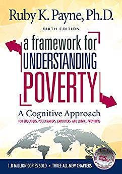 framework for understanding poverty ruby payne book cover