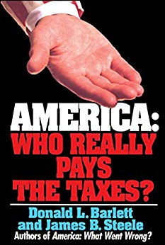america who really pays taxes book cover