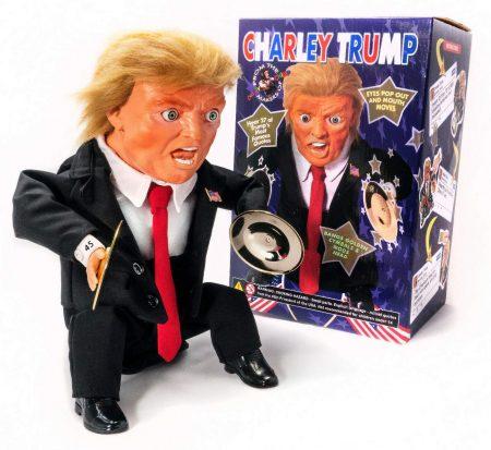 trump doll cymbals