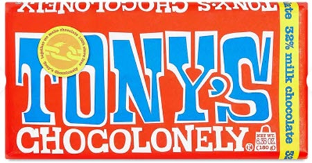 tony chocolonely candy bar