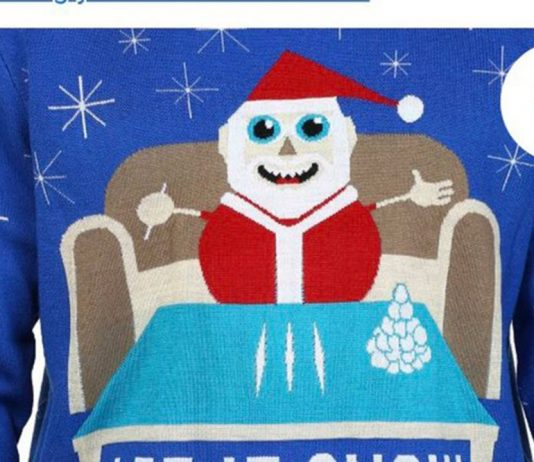 santa shorting cocaine walmart