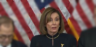 pelosi wont sent impeachment to senate