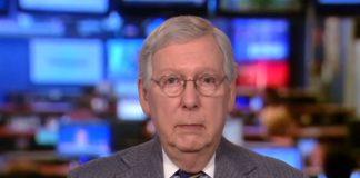 mitch mcconnell trump impeachment no chance remove