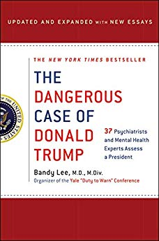 dangerous case of donald trump book cover