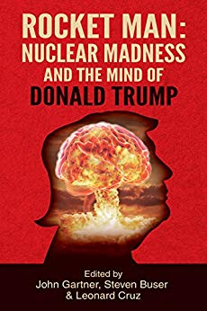 Rocket Man cover Nuclear Madness and the Mind of Donald Trump