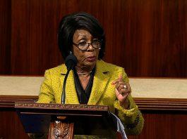 maxine waters impeachment speech