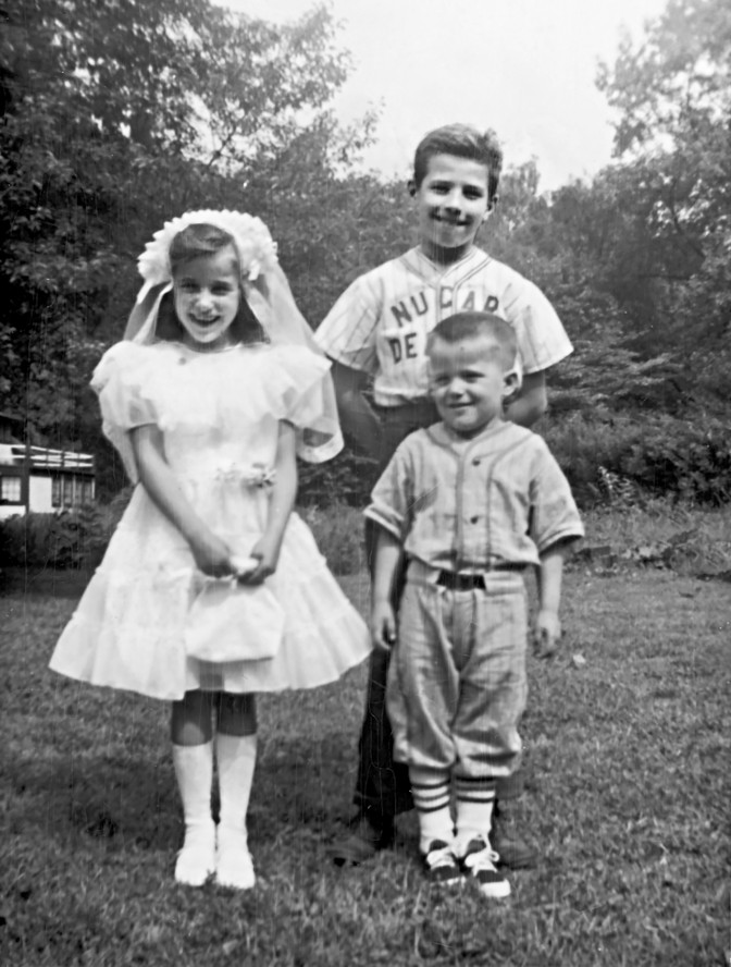 joe biden childhood