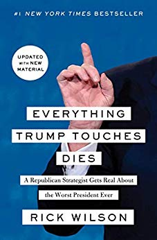 everything trump touches dies book cover