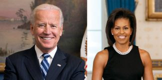 Joe Biden and Michelle Obama, Joe would like Michelle to be his Vice President