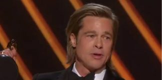 Brad Pitt Oscar slams GOP over John Bolton