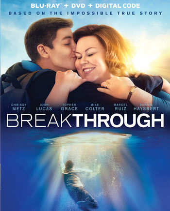 Breakthrough movie cover