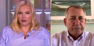 Meghan McCain John Boehner The View Interview Biden Obama